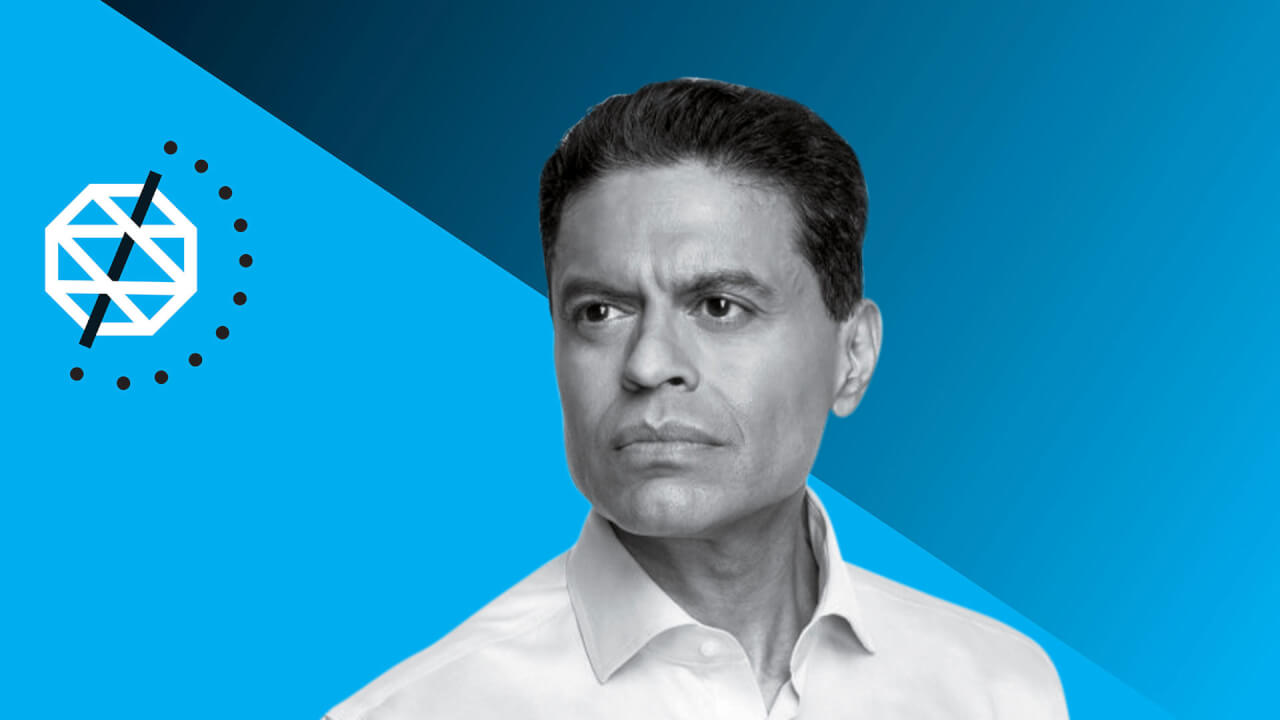 Fareed Zakaria: 'Lockdowns are a sign that you have failed'